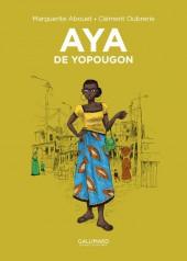 Aya de Yopougon -1c- Volume 1