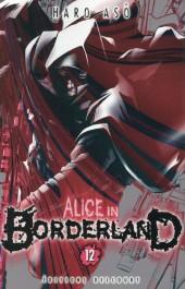 Alice in borderland -12- Tome 12