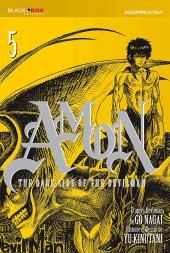 Amon - The dark side of the Devilman -5- Tome 5