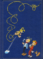 Spirou et Fantasio -9- (Int. Rombaldi) -5- Tome 5