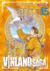 Vinland Saga -15- Tome 15