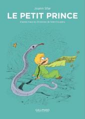 Le petit Prince (Sfar) -a- Le Petit Prince