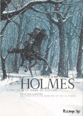 Holmes (1854/†1891?) -4ES- Livre IV : La Dame de Scutari