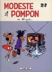 Modeste et Pompon (Franquin) -73- Modeste et Pompon R3