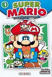 Super Mario - Manga Adventures -7- Tome 7