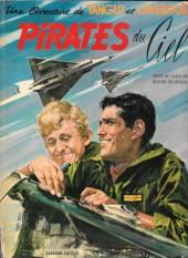 Tanguy et Laverdure -8b1970- Pirates du ciel