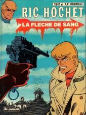 Ric Hochet -36a87- La flèche de sang