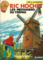 Ric Hochet -43a88- Les messagers du trépas