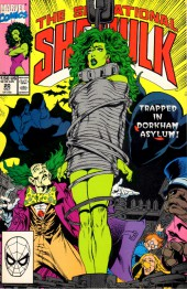 Sensational She-Hulk (The) (1989) -20- Dorkham Asylum