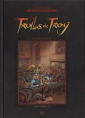 Lanfeust et les mondes de Troy - La collection (Hachette) -57- Trolls de Troy - Sang famille (I)