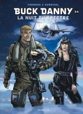 Buck Danny -54- La nuit du spectre