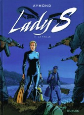 Couverture de Lady S. -11- La faille