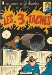 Gil Jourdan -8b79- Les 3 taches