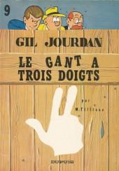 Gil Jourdan -9a79- Le gant à trois doigts
