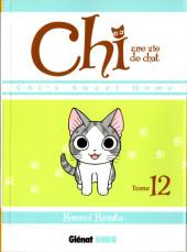 Chi - Une vie de chat (format manga) -12- Tome 12