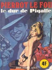 Série Bleue (Elvifrance) -2- Pierrot le fou: le dur de Pigalle