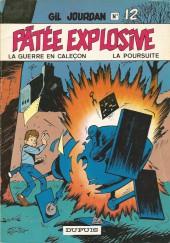 Gil Jourdan -12a79- Pâtée explosive