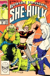 Sensational She-Hulk (The) (1989) -23- Las Vegas Mon Amour