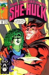 Sensational She-Hulk (The) (1989) -28- Licensing Lunacy