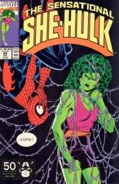 Sensational She-Hulk (The) (1989) -29- The Fourth Wall