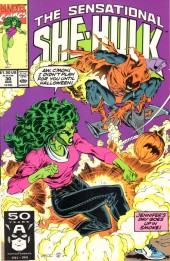 Sensational She-Hulk (The) (1989) -30- A Change Of State