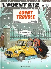 L'agent 212 -10b2004- Agent trouble