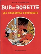 Bob et Bobette (Publicitaire) -DB2- Les Piquedunes pickpockets