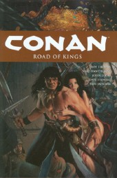 Conan: Road of Kings (2010) -INT11- Road of Kings