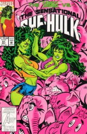 Sensational She-Hulk (The) (1989) -51- Chasing Her Tale