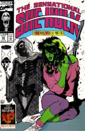 Sensational She-Hulk (The) (1989) -52- Visit L.A. And Die!