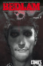 Bedlam -7- Chapitre 7