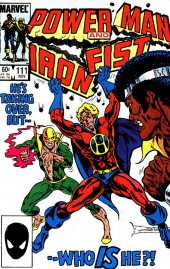 Power Man and Iron Fist (Marvel - 1978) -111- Who Is Captain Hero...?