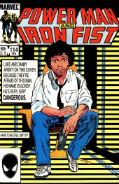 Power Man and Iron Fist (Marvel - 1978) -114- Squeeze!