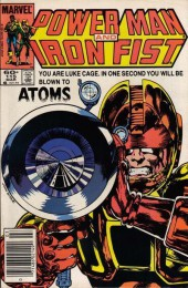 Power Man and Iron Fist (Marvel - 1978) -115- Stanley's War