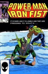 Power Man and Iron Fist (Marvel - 1978) -116- 1985