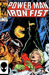 Power Man and Iron Fist (Marvel - 1978) -117- The French Spaceman