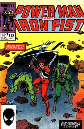 Power Man and Iron Fist (Marvel - 1978) -118- What's Eating Colleen...?