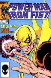 Power Man and Iron Fist (Marvel - 1978) -119- Daughter Of the Dragon King