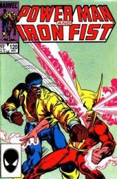 Power Man and Iron Fist (Marvel - 1978) -120- Dragonslayer !