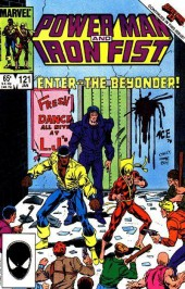 Power Man and Iron Fist (Marvel - 1978) -121- Enter The Beyonder !