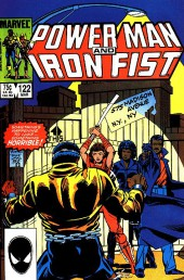 Power Man and Iron Fist (Marvel - 1978) -122- What's Eating Misty...?