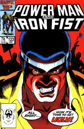 Power Man and Iron Fist (Marvel - 1978) -123- Good evening and welcome to Nightline...