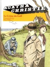 Agatha Christie (Emmanuel Proust Éditions) -7a10- Le Crime du Golf