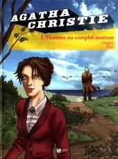Agatha Christie (Emmanuel Proust Éditions) -10a11- L'homme au complet marron