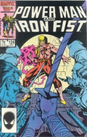 Power Man and Iron Fist (Marvel - 1978) -124- Crossfire