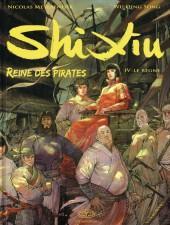Shi Xiu Reine des pirates -4- Le règne