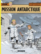 Lefranc -26- Mission Antarctique