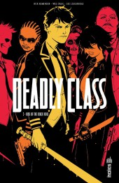 Deadly Class -2- Kids of the Black Hole