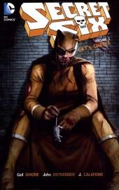 Secret Six (2008) -INT03- Cat's Cradle