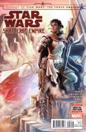 Journey to Star Wars: The Force Awakens - Shattered Empire (2015) -2- Shattered Empire Part II